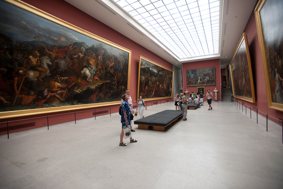 Musee du Louvre 2